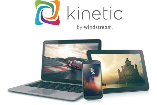 Kinetic Internet devices